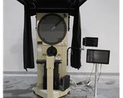 ST INDUSTRIES 2450 OPTICAL COMPARATOR WITH M2E TOUCH SCREEN, 24""