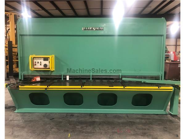 "1/2"" x 12' ACCURSHEAR Hydraulic Shear Model 850012, 1992"