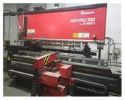 138 Ton Amada Astro-100 FBD-III-1253 CNC Robotic Press Brake