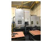 OKUMA VTM-100 CNC Vertical Turning Center With Live Milling (2007)