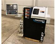 """SNK Prodigy GT-27, Fanuc Oi Mate-TB, 1""""Hole, Gang Style, C-Axis, Live"""