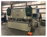 2010 Accurpress Edge, 10' x 120 Ton, 4 Axis CNC Gauges