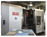 2007 Mori Seiki NT4200 DCG CNC Lathe, twin spindle with sub turret.