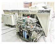 "Flow # IFB , heavy duty 100 HP dual intensifiers, 6' x12' capacity, 72"" X, 144"""