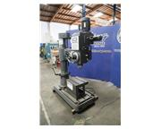 "3' -9"" Seiwa Kogyo # MG-915 , 50-1500 RPM, T-slotted 2-sided table, power elevation,"