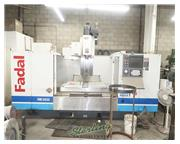 "Fadal # VMC6030HT , 21 automatic tool changer, 60"" X, 30"" Y, 30"" Z, 10000 R"