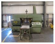 "26"" x 26"" Hyd-Mech # H-26A , horizontal auto band saw, 25' x 2"" x .063"""