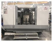 "Haas # EC-1600 , CNC HMC, 30 ATC, 64"" X, 50"" Y, 32"" Z, 7500 RPM, TSC, built"