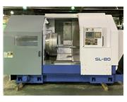 Mori Seiki SL-80 CNC Turning Center
