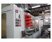 Haas VF6 D/40 CNC Vertical Machining Center