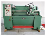 "2011 GRIZZLY G5960 GEARED HEAD LATHE, 14"" X 40"