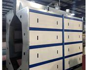 VULCAN CATALYTIC CONTINUOUS IR OVEN, 400 F GAS FIRED