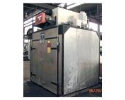 GEHNRICH 500 F GAS FIRED WALK IN OVEN, ID 6'W  6'L  6'H