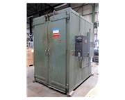 GRIEVE-HENDRY 650 F ELECTRIC WALK IN OVEN, ID 4'W  4'L  7'H