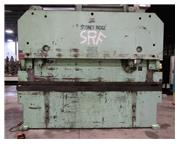 HTC MODEL 200-12H HYDRAULIC PRESS BRAKE, 12' X 200 TON