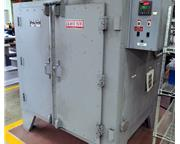 """TRENT 650 F ELECTRIC CABINEY OVEN, ID: 48""""W  42""""L  48""""H"""