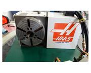 Haas HRT-210 CNC Rotary Table with Brush Servos