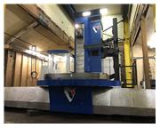 "5"" FERMAT WFT-13 CNC TABLE TYPE HORIZONTAL BORING MILL NEW: 2011"
