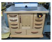 Router Table/Cabinet w/Router
