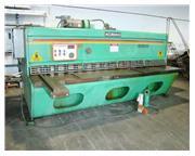 """1/4"""" x 120"""" ACCURSHEAR 625010 Hydraulic Shear, FOPBG"""