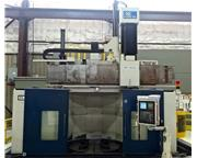 "HNK NT-20/25 78""/98"" CNC Vertical Boring Mill"