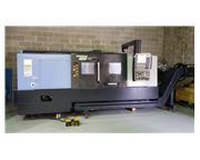 """DOOSAN, PUMA GT-3100L, 28.3"""" SWING, FANUC i CNC CNTRL, 12"""" Chk, N"""