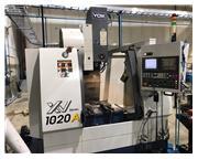 2007 YCM XV1020A CNC Vertical Machining Center