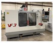 "40""X, 20""Y, 25""Z, Haas VF3,7500 RPM,Programmable Clnt,Rigid"