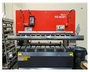 88 TON AMADA RG-8024LD, 2-AXIS CNC, MFG:2005