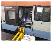 2014 Doosan Puma 240MB CNC Turning Center with Live Tooling