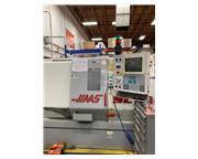 1999 Haas SL-20T CNC Lathe With Haas Servo-300 Bar Feed
