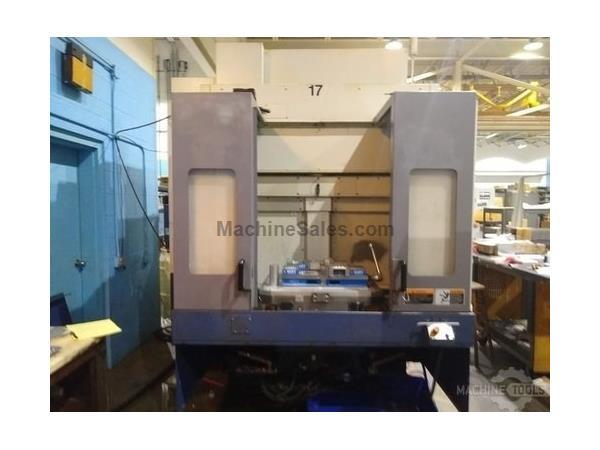 MORI SEIKI GV-503 3-AXIS CNC VERTICAL MACHINING CENTER W/PALLET CHANGER 200