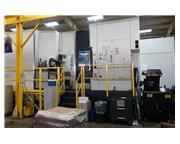 Mazak HCN-12800-II CNC Horizontal Machining Center