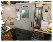 "OKUMA, L-470M BIG BORE, 24.4"" SWING, OSP-P200L CNTRL,15"" Chk, NEW"