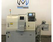 GANESH KSL-5210T CNC TURNING CENTER
