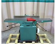"Used Grizzly G1018 8"" Jointer w/Hermance HelixHead"