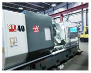 HAAS ST-40 CNC TURNING CENTER