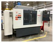NEW KA SHUN MODEL 7250 WT CNC LATHE WITH C-AXIS AND LIVE TOOLING