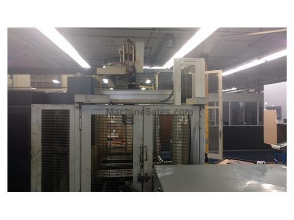 Mazak Multiplex Dual Head CNC Turning Center New 2002