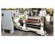 "EMMCO 16"" X 40"" TWO ROLL RUBBER MILL"