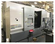 Okuma Multus B-400 CNC Universal Head, Live Tooling and Y-Axis