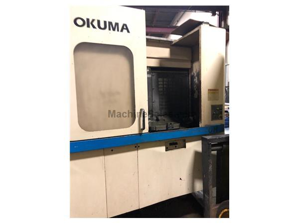 1998 Okuma MX40HA  Horizontal Machining Center