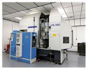 Liebherr LFS-380 CNC Gear Shaper