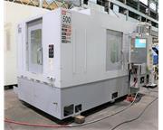 HAAS EC-500, 2008, FULL 4TH, TSC, 12K RPM, 70 ATC, CAT 40