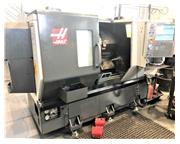 "HAAS ST-20T, 2013, 8"" CHUCK, 5C COLLET, TAILSTOCK, PARTS CATCHER, 1200"