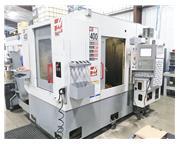 HAAS EC-400, 2005, FULL 4TH AXIS, TSC, PROBING, 12,000 RPM