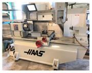 """HAAS TL-2, 2006, 10"""" CHUCK, TAILSTOCK, STEADY REST, TOOL POST, LOW HOU"""