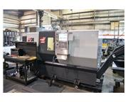 "HAAS ST-30, 12""Chk, 2014, LIVE TOOLING, CHIP CONVEYOR, GEARBOX"