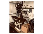 Lagun Model FTV-2F Vertical Milling Machine