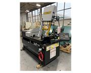 USED HYD-MECH VW-18 SEMI-AUTOMATIC VERTICAL BAND SAW, 2018, Stock No. 10672